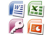Pack de 4 cursos online de Ofimática 2010: Excel, Word, Power Point y Access